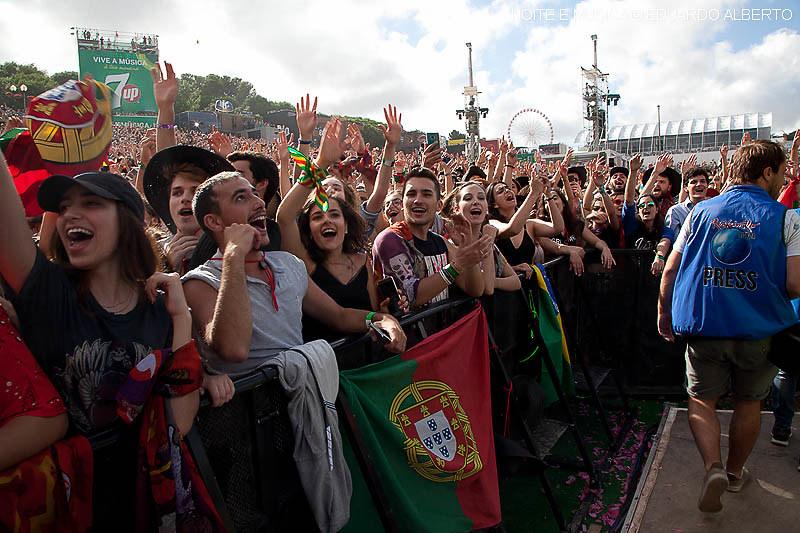 Ambiente - Rock in Rio-Lisboa '18