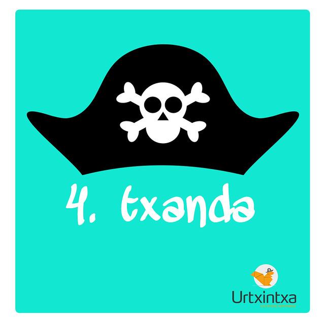 Udaleku Piratak 2019 - 4.txanda