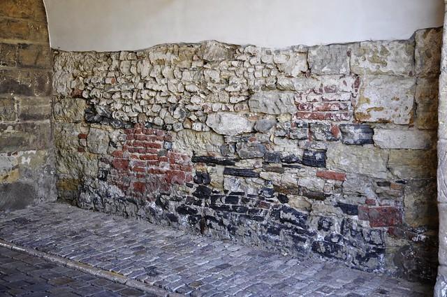 Vyšehrad (P02), Táborská brána (20180704)
