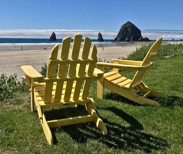 Summertime On The Oregon Coast