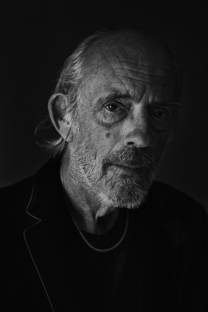 Christopher Lloyd C Betina La Plante All Rights Reserved Flickr