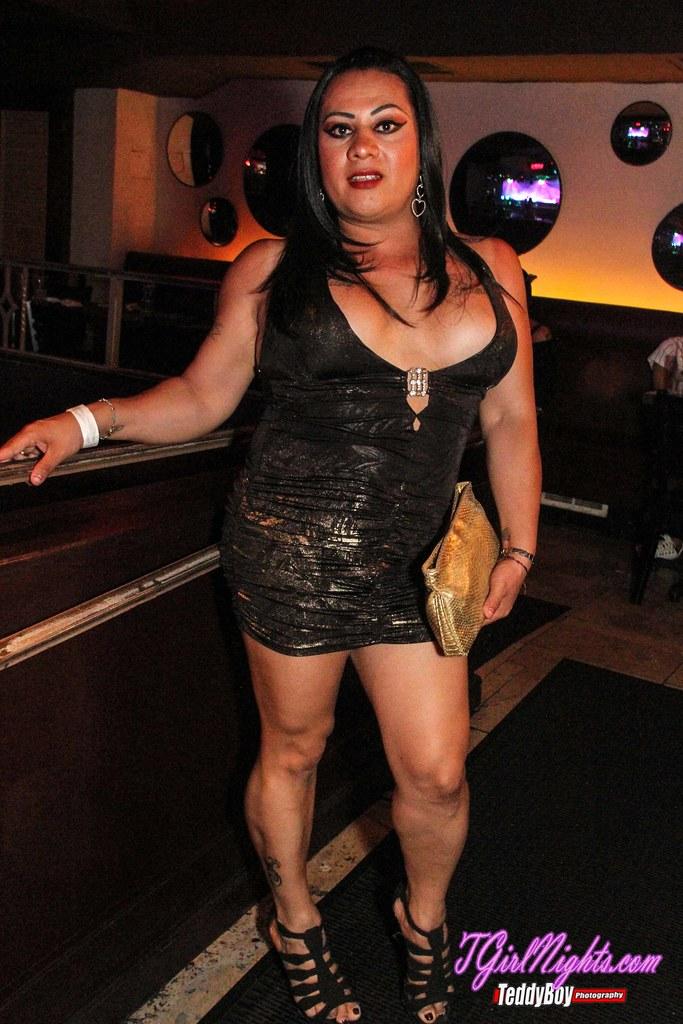 Tgirls night out