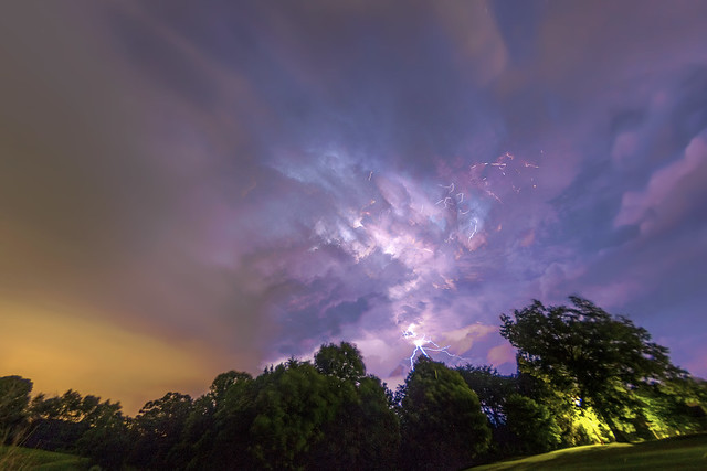 Lightning, White County, Tennessee 2