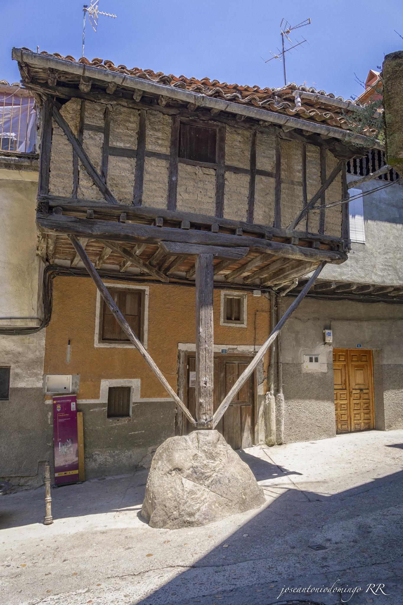 La Casa de la Peña.