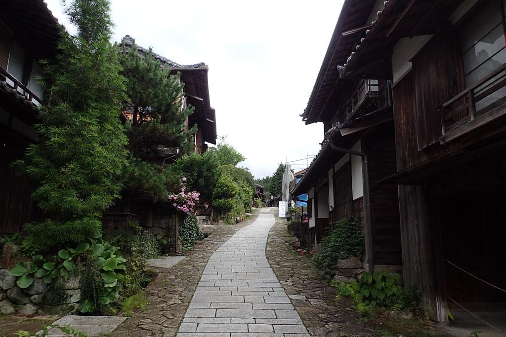 Ruta Nakasendo entre Magome i Nagiso