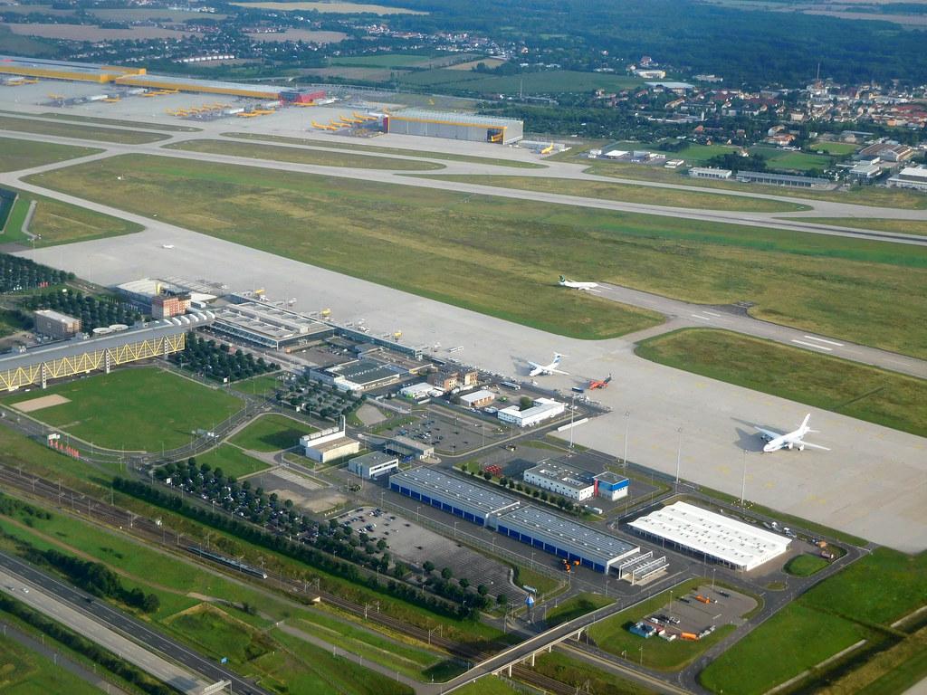 Leipzig Halle Flughafen Leipzig Halle Flughafen Leipzig G Flickr