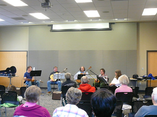Madison Classical Guitar Ensemble