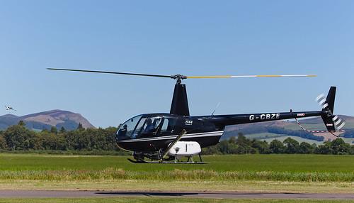 G-CBZE R44, Scone | by wwshack