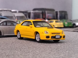 Subaru Impreza | by quicksilver coaches