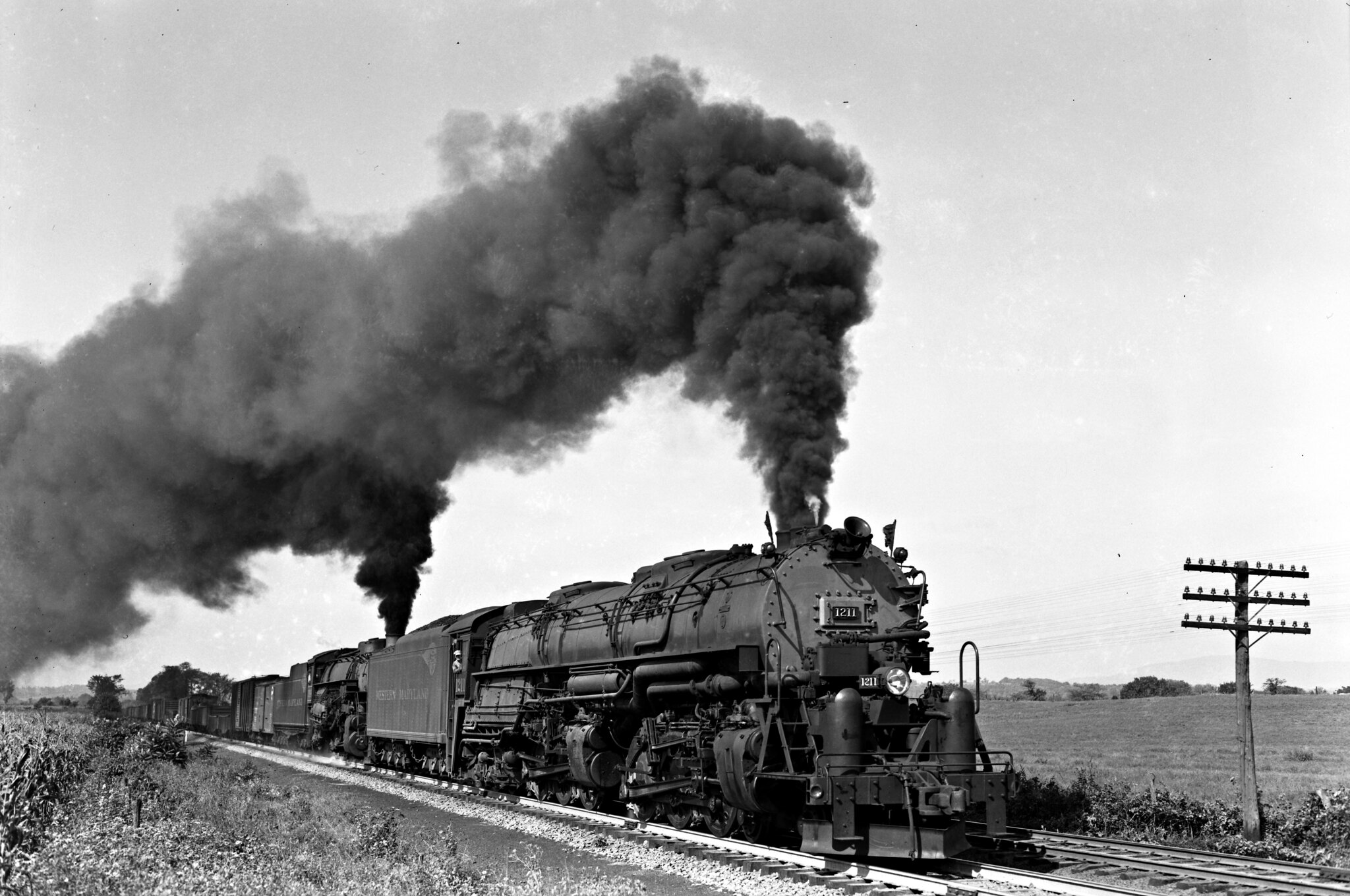 Western Maryland Railway – Center for Railroad Photography & Art