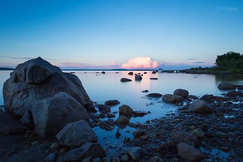 100secexposure horten thebigstopper tønsberg vestfold bluehour border clouds longexposure åsgårdstrand norge no