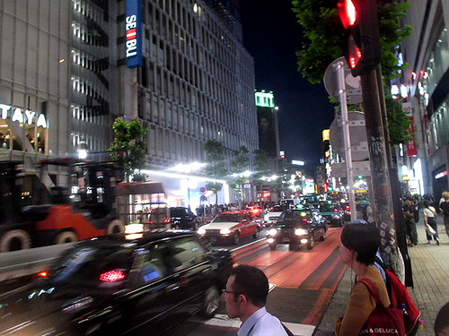 Shibuya by night 04 | by worldtravelimages.net