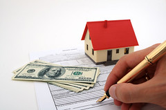 New Home, contract, cash - Credit to