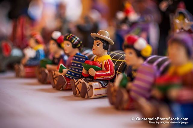 Artesanías De Barro Policromado Guatemala Guatemalaphot Flickr