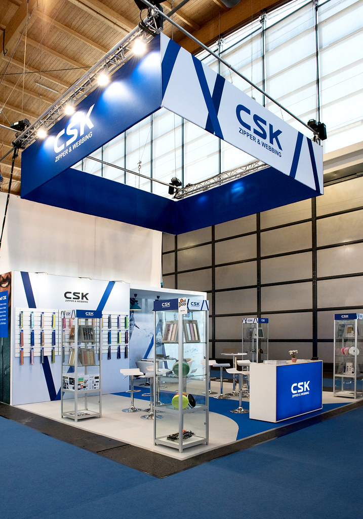 Outdoor Expo Stands : Csk zipper werbung exhibition stand outdoor friu flickr