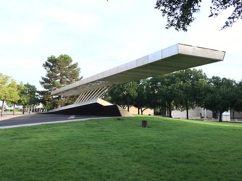 Dallas police memorial | by DanCentury