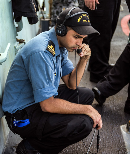 Deep In Thought | by Royal Canadian Navy / Marine royale canadienne