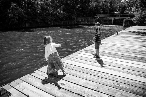 Family fun at the locks | by Dani_Girl