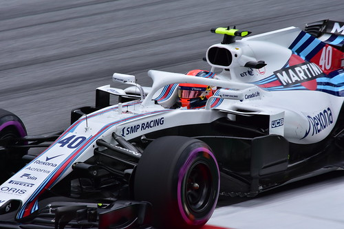 Robert Kubica in FP1, 2018 Austrian Grand Prix | by pedrik