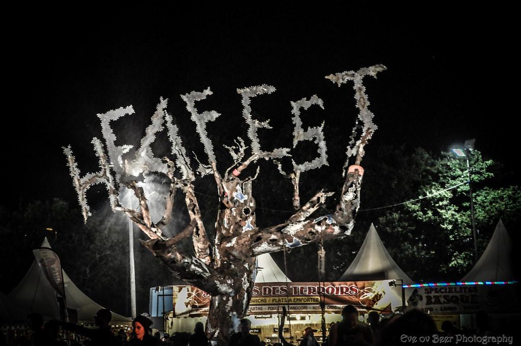Hellfest 2012: Ambiance