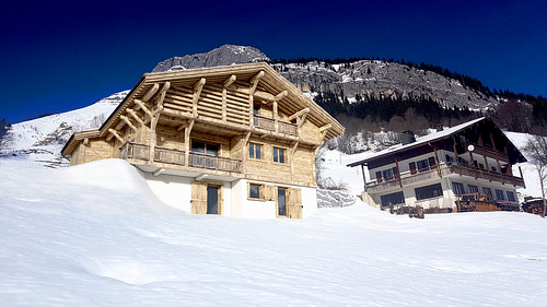 HomeMade_Architecture_Chalet_Louise_Chinaillon_Le_Grand_Bornand_Hiver