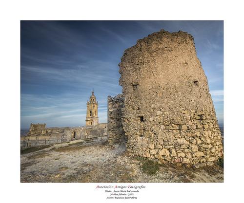 28 Francisco Javier Mena - Santa María la Coronada, Medina Sidonia. | by Asociación Amigos Fotografos