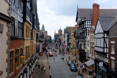 Chester, England | by DarkB4Dawn