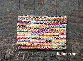 Colorful Fukusa   by Beelationship Embroidery Studio