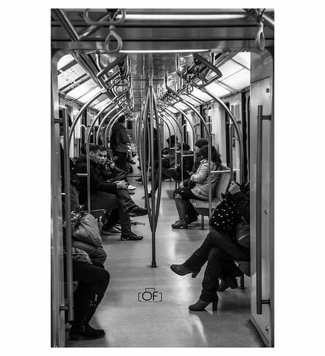 Inside: Metro de Santiago   by omarferreras@hotmail.com