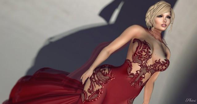 #198 Klarissa Gown