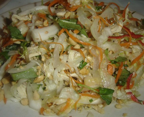 Goi ga xe phay- Chicken salad | by tuvancong2003