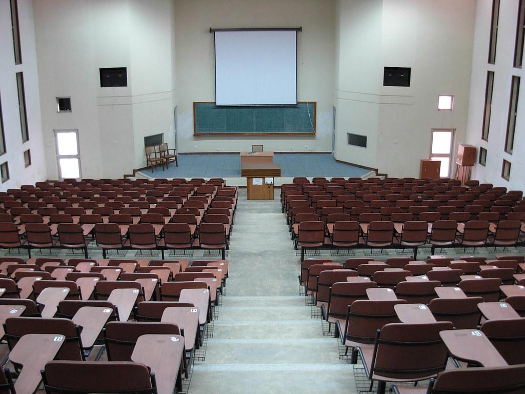 Vikramshila V1 Auditorium 2