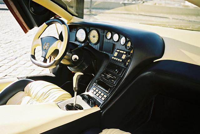 Lamborghini Diablo Coatl Interior Egon Flickr