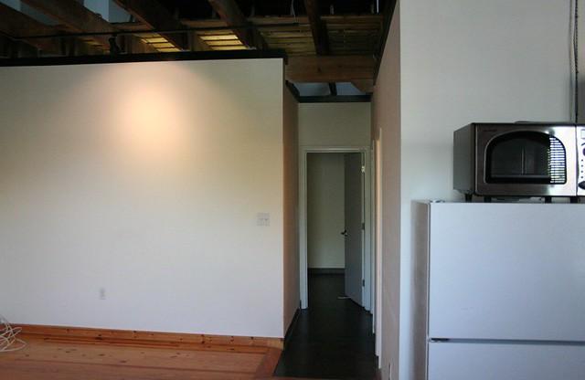 Hallway to Bedroom 1 and 2