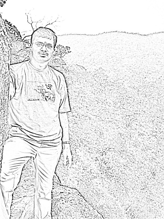 Me in Sketch