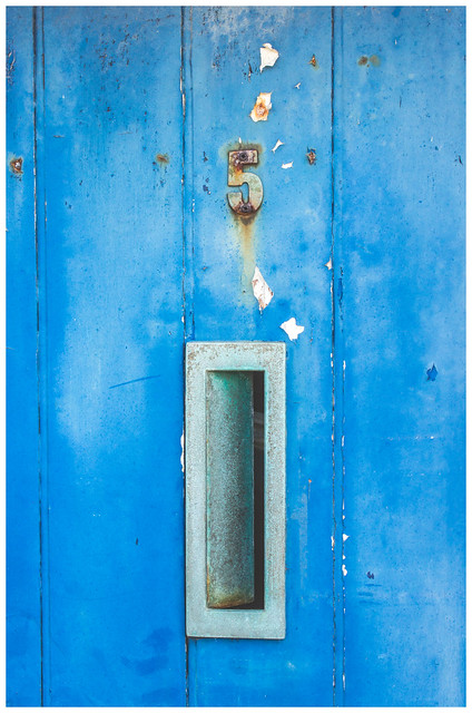 Blue Door, Port Logan