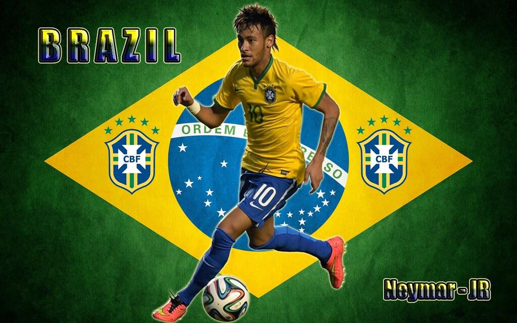Neymar Brazil Agen Piala Dunia Neymar Jr Agen Judi Royal928 Flickr