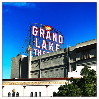 Grand Lake Theatre | by askpang