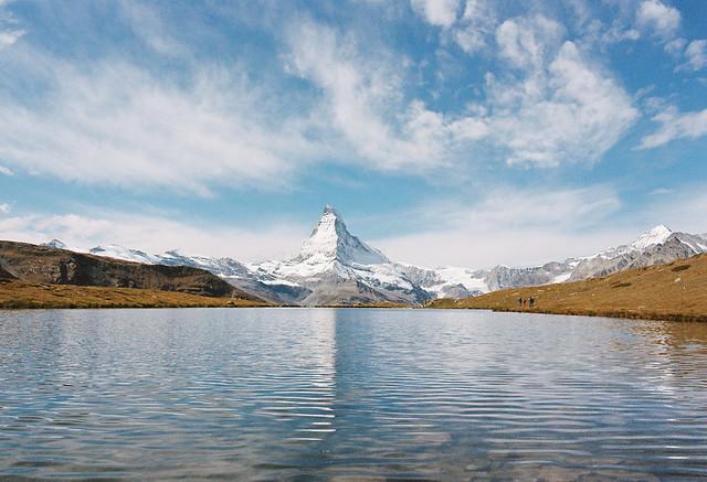 Three Views of the Matterhorn - 3/3