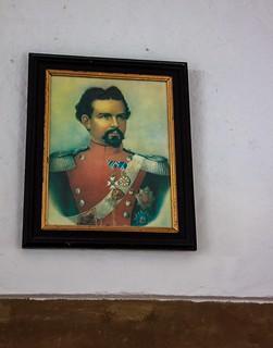 König Ludwig II. von Bayern im Küchenbau