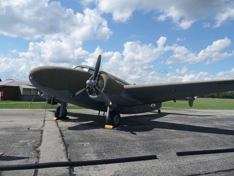 Lockheed C-60A Lodestar 1