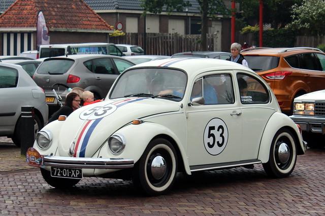 1973 Volkswagen 'beetle'