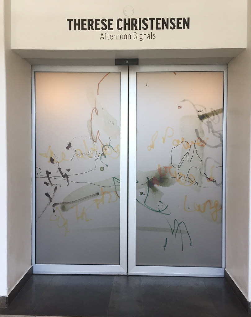 Therese Christensen: Afternoon Signals