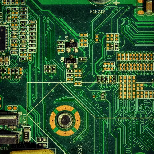 Mother Board Map, 73/100X | by clarkcg photography