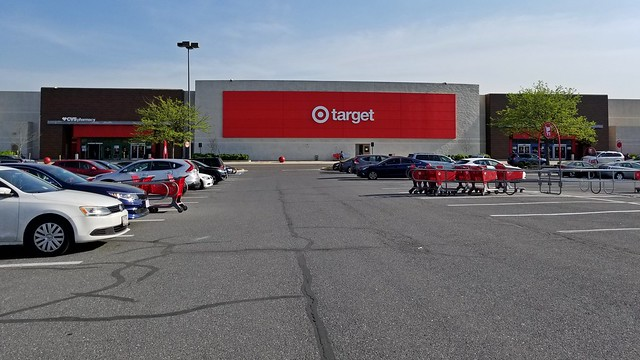 Target in Germantown, Maryland
