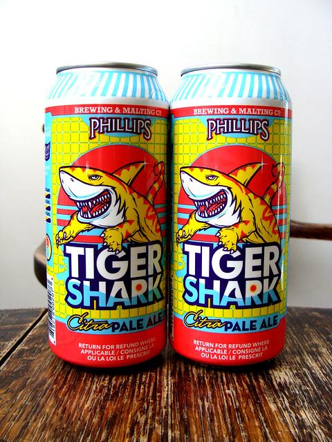 Tiger Shark Citra Pale Ale