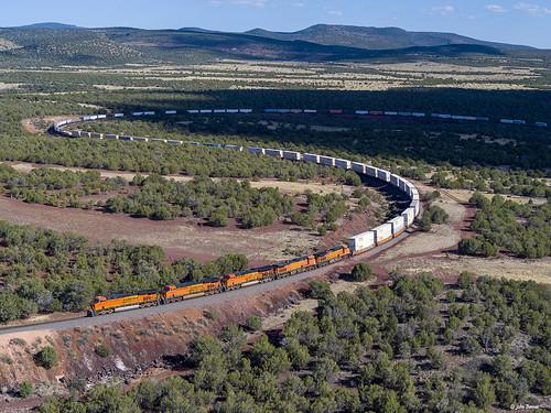bnsf phoenixsubdivision railroads arizona unitedstates us az