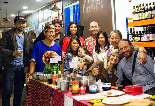 Indonesian Pop Up Kitchen in Porto 16 | by wearesolesisters.com