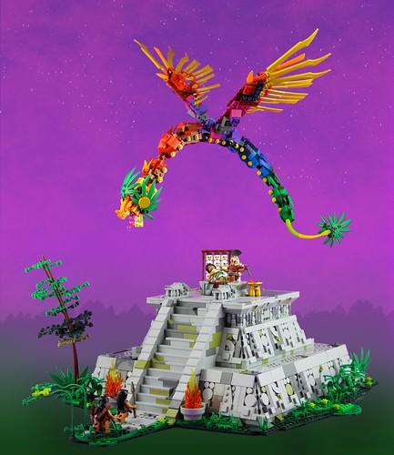 Sacrilege Against Quetzalcoatl