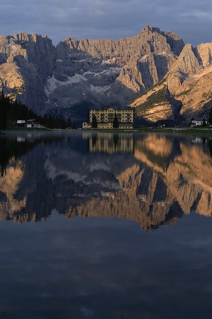 Misurina Morning